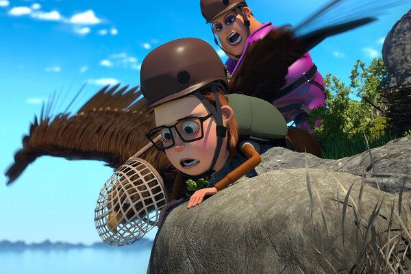 кадры и фото из фильма Лесной патруль