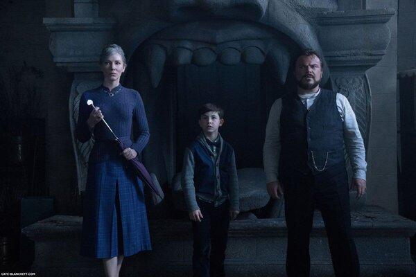 кадры и фото из фильма Тайна дома с часами