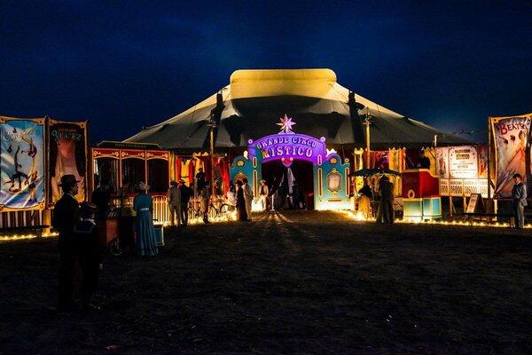 кадры и фото из фильма Великий и загадочный цирк