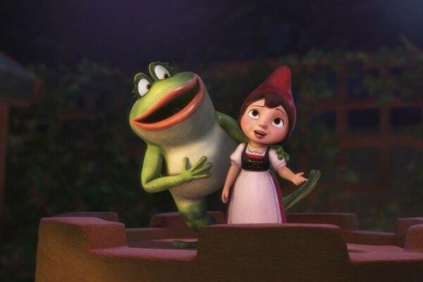 кадры и фото из фильма Гномео и Джульетта