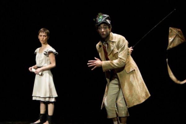 кадры и фото из фильма Cirque du Soleil: Сказочный мир в 3D