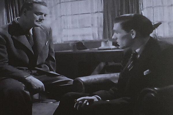 кадры и фото из фильма Глубокой ночью