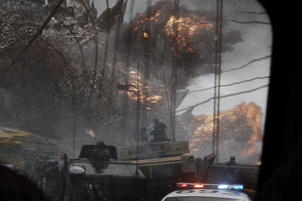 кадры и фото из фильма Годзилла