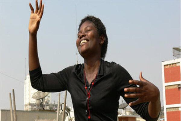 кадры и фото из фильма Побег из Луанды