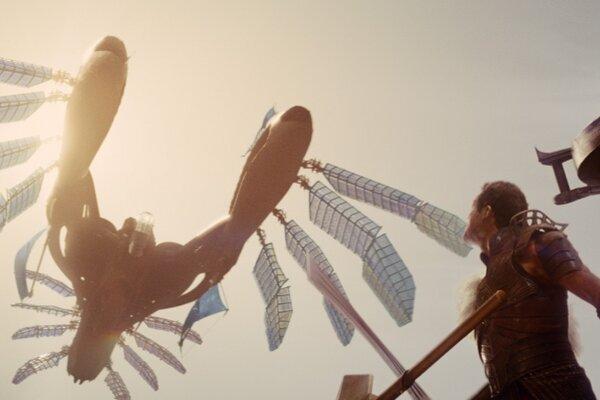 кадры и фото из фильма Джон Картер 3D
