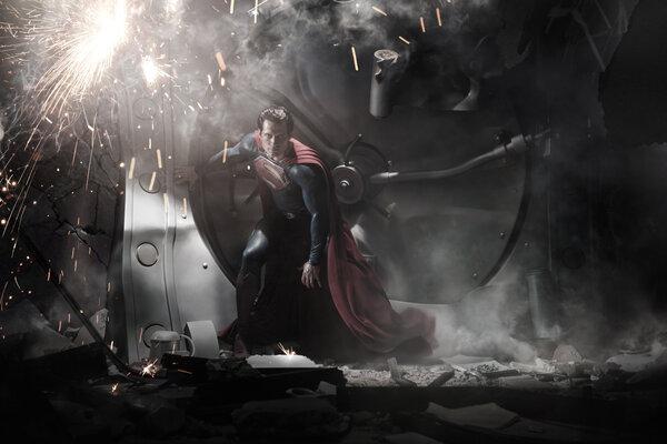 кадры и фото из фильма Человек из стали IMAX 3D