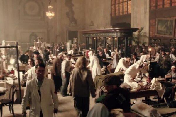 кадры и фото из фильма Хемингуэй и Геллхорн