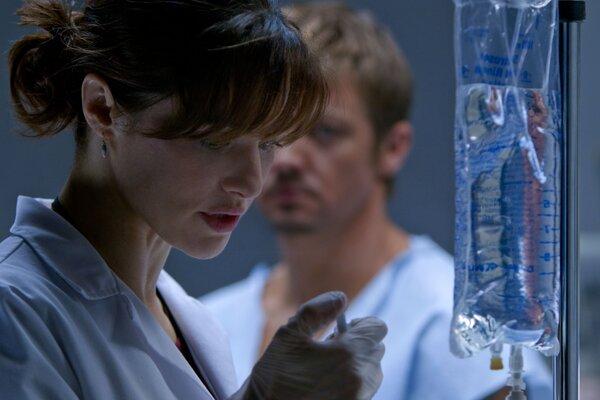 кадры и фото из фильма Эволюция Борна IMAX