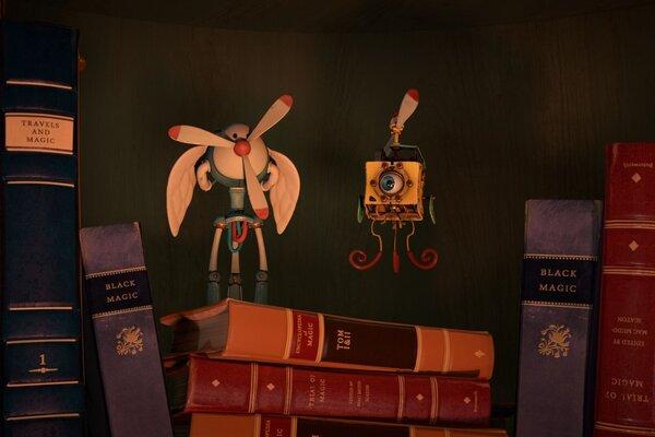 кадры и фото из фильма Кот Гром и заколдованный дом