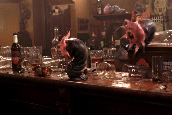 кадры и фото из фильма Грэбберсы