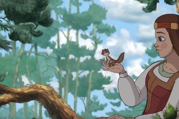 кадры и фото из фильма Сказ о Петре и Февронии