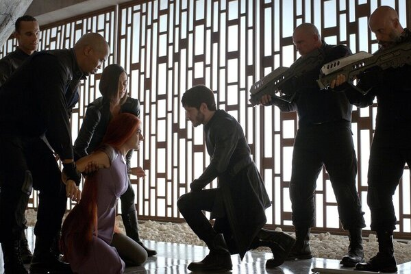 кадры и фото из фильма Сверхлюди
