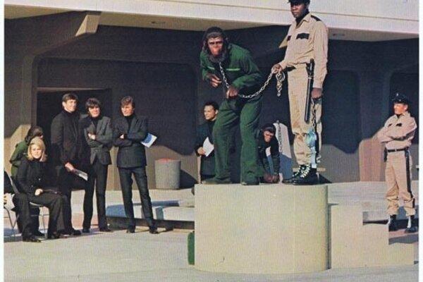 кадры и фото из фильма Завоевание планеты обезьян