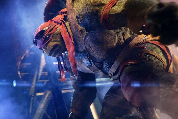 кадры и фото из фильма Черепашки-ниндзя