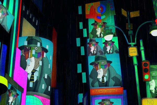 кадры и фото из фильма Мальчик-фантом
