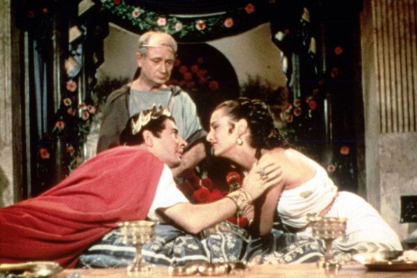 кадры и фото из фильма Камо грядеши?