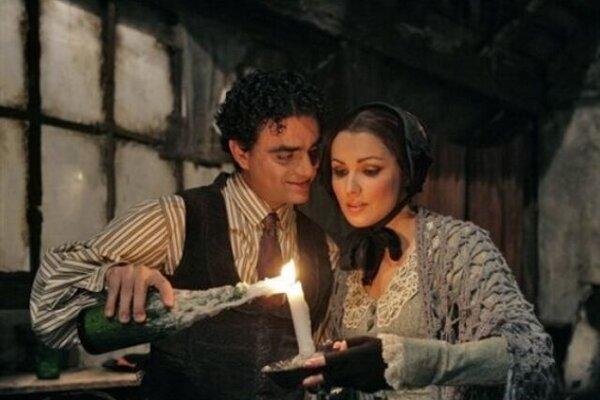 кадры и фото из фильма Богема