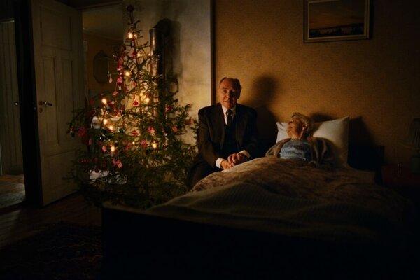 кадры и фото из фильма Домой на Рождество