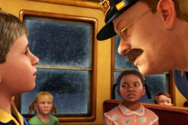 кадры и фото из фильма Полярный экспресс 3D