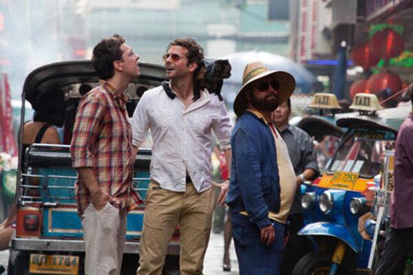 кадры и фото из фильма Мальчишник 2: Из Вегаса в Бангкок