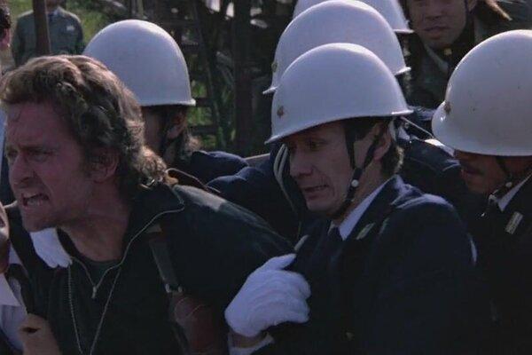 кадры и фото из фильма Черный дождь