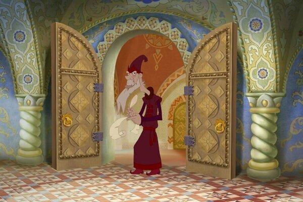 кадры и фото из фильма Три богатыря на дальних берегах