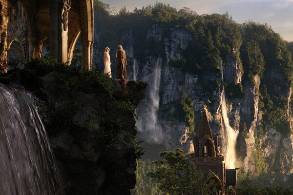 кадры и фото из фильма Хоббит: Нежданное путешествие 3D