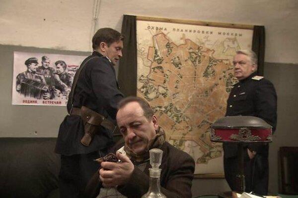 кадры и фото из фильма Груз