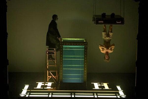 кадры и фото из фильма Смертельный номер