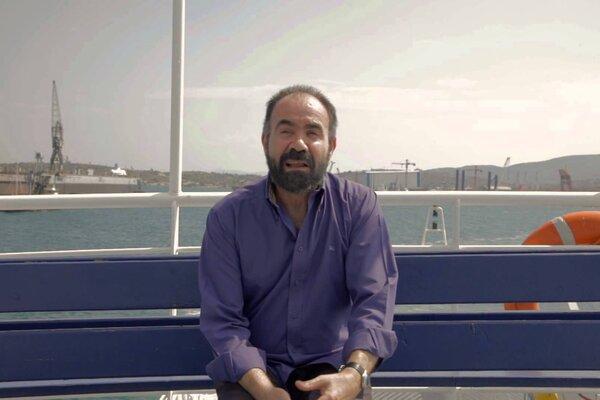 кадры и фото из фильма Вечное возвращение Антониса Параскеваса