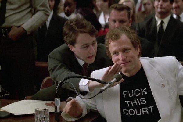 кадры и фото из фильма Народ против Ларри Флинта