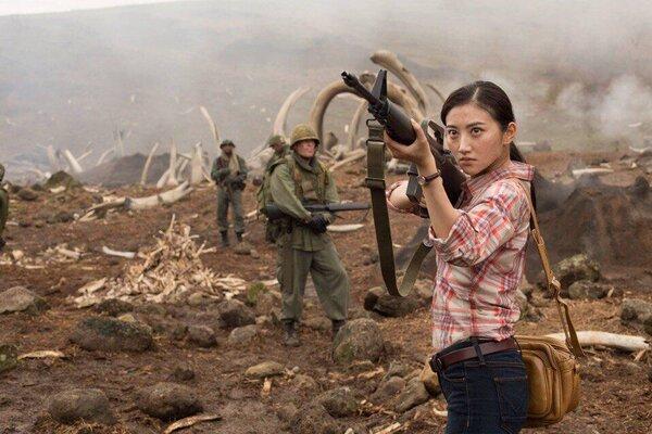 кадры и фото из фильма Конг: Остров черепа