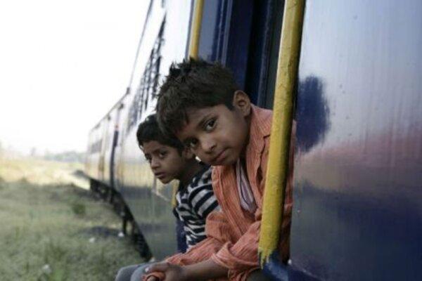 кадры и фото из фильма Миллионер из трущоб
