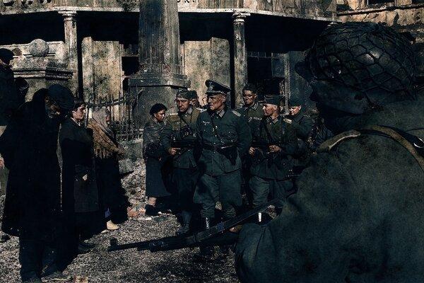 кадры и фото из фильма Сталинград 3D