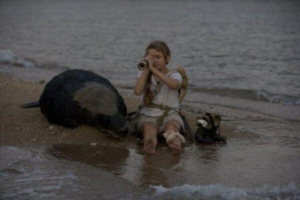 кадры и фото из фильма Остров Ним