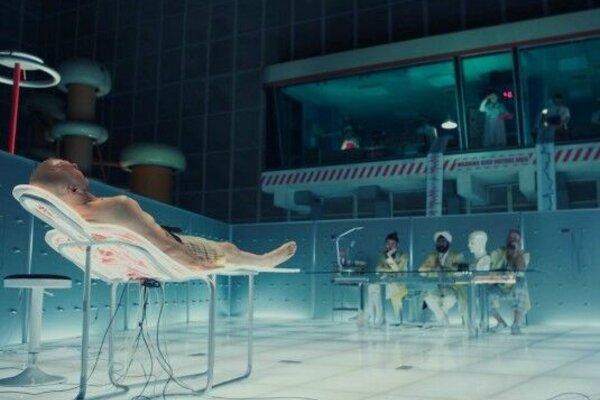 кадры и фото из фильма Теорема Зеро