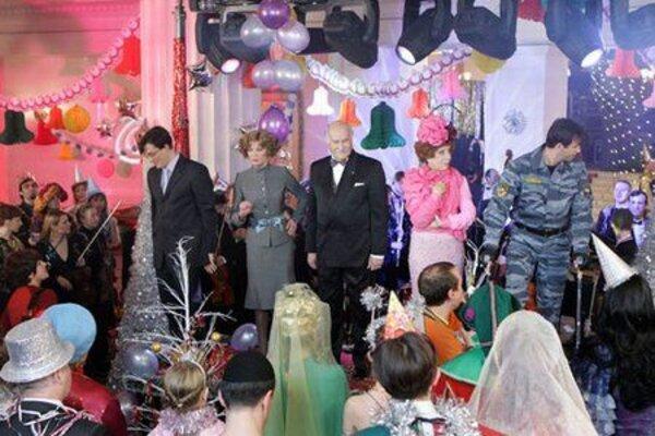 кадры и фото из фильма Карнавальная ночь 2, или 50 лет спустя