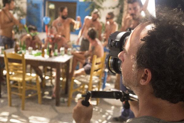 кадры и фото из фильма Загар