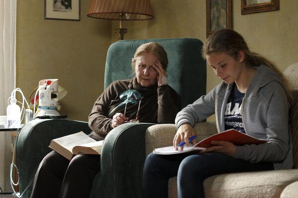 кадры и фото из фильма Моя мама