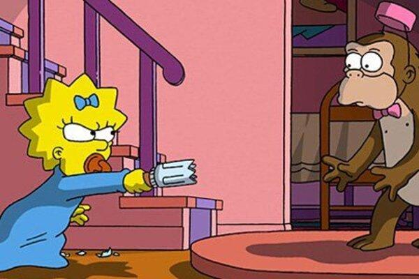 кадры и фото из фильма Симпсоны в кино