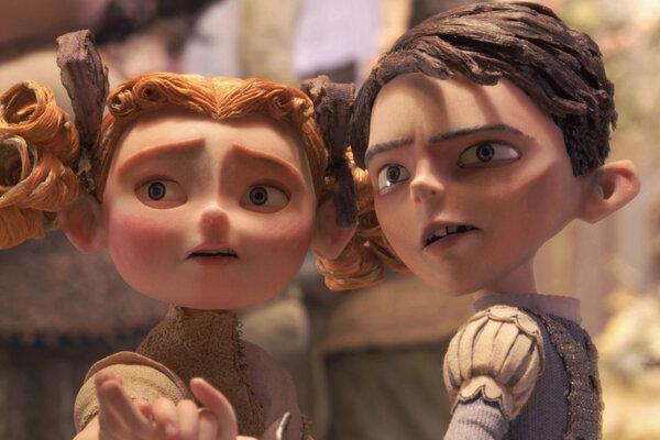 кадры и фото из фильма Семейка Монстров 3D