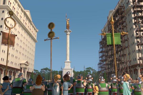 кадры и фото из фильма Астерикс: Земля Богов 3D