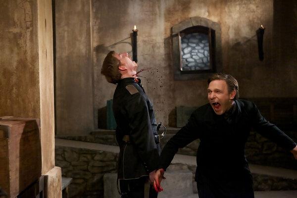 кадры и фото из фильма Дракула 3D