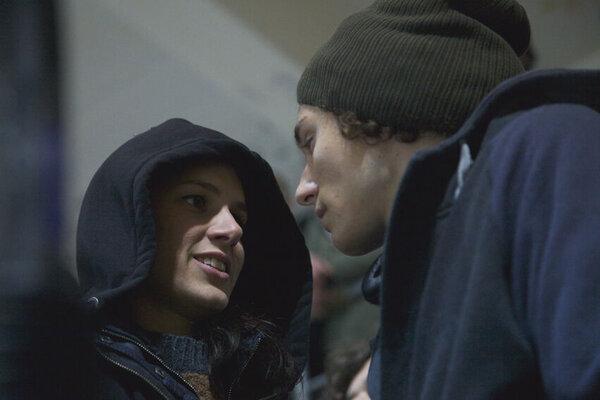 кадры и фото из фильма В свободном падении