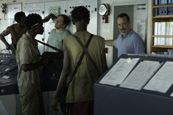кадры и фото из фильма Капитан Филлипс