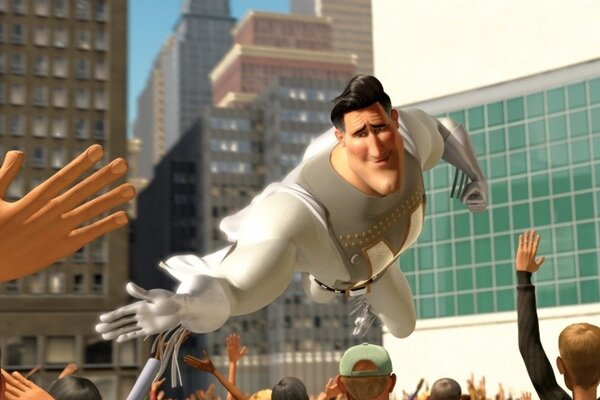 кадры и фото из фильма Мегамозг 3D