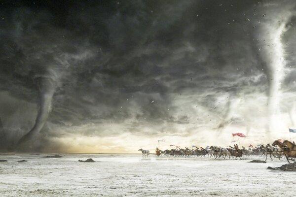 кадры и фото из фильма Исход: Цари и Боги IMAX 3D