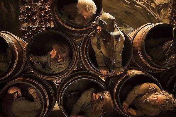 кадры и фото из фильма Хоббит: Пустошь Смауга 3D