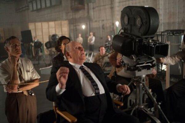 кадры и фото из фильма Хичкок