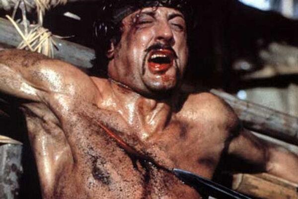 кадры и фото из фильма Рэмбо: первая кровь